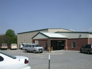 The Pennel Building and Activity Center